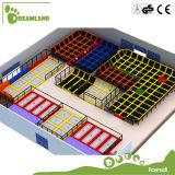 中国の顧客用商業トランポリン公園の上の製造者