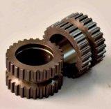 Polea agujereada forma cónica de la correa dentada del acero de carbón C45 para la impresora Htd los 5m
