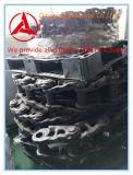 Catena della pista per le parti dell'escavatore di Sany dalla Cina