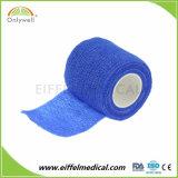 Fasciatura coesiva del vario di colori bastone non tessuto di auto
