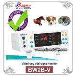 Monitorización de pacientes veterinarios la máquina, el Monitor de signos vitales para los animales, mascotas, para sobremesa, portátil, batería de litio, el mejor vendedor, el monitor veterinario