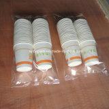 Taza plástica automática Flowpack horizontal