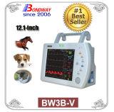 Equipo médico veterinario, Veterinario Monitor Monitor de Paciente para uso veterinario, Veterinario Hospital, Clínica, Monitor de Paciente veterinario.