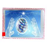 Qualität LCD-blaue Modus-Monitor Stn-LCD-Bildschirmanzeige-Baugruppe