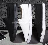 Новый классический мужчин отдых обувь Canvas обувь обувь на заводе (ван-1225)