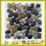 Multicolor natural negro/gris/rojo/gris piedra piedras para paisajismo/Pavimentación/Jardín/patio o la decoración de interior/exterior PAVIMENTOS Pavimento/Paisaje/