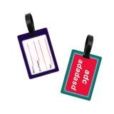 Preiswertester Preis personifizierte kundenspezifische weiche Belüftung-Arbeitsweg-Gepäck-Marke