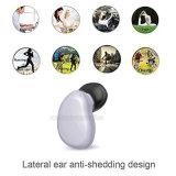 Zutreffende Geräusche, die Stereokopfhörer Earbuds beenden