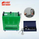 実験室の手動携帯用Hhoの発電機のガラス製アンプルのシーラー機械