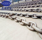 電流を通されたスタッドリンク海洋のアンカー鎖