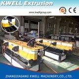 PVC/PP/PE/EVA Plastikrohr, das Maschine, einzelne Wand-gewölbten Rohr-Extruder herstellt