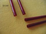 Tubo rosso del quarzo con elevata purezza