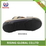 La parte superior vender suela gruesa Mens árabe zapatillas sandalias Color personalizado