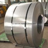 304 grado 1,5 mm de espesor de la bobina de acero inoxidable acabado Ba
