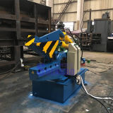 Máquina de estaca hidráulica do jacaré da sucata de metal