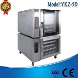 Un gas dei 5 cassetti delle piattaforme 5 & pane elettrico che cuociono il forno commerciale di convezione
