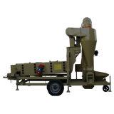 El trigo sarraceno Glume extracción limpiador de semillas agrícolas máquina