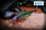 Pêche de l'attrait dur de flottement de coulage d'attrait en plastique d'attrait de mer pour le matériau d'ABS d'usine d'OEM de palan de pêche