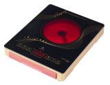 Pulse el botón de infrarrojos de control de cristal Glassinfrared Cuerpo de plástico de cocina Cocina DT20A1