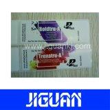 OEM Custom hologramme Anti-Fake étanche à l'emballage Etiquette du flacon de produits pharmaceutiques