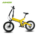 Vélo électrique de pliage bon marché amical d'AMS-Tdn-03 Eco à vendre