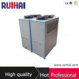 Capacidade refrigerando de refrigeração 4872kcal/H do refrigerador 5.67kw/1.5ton da venda 2HP ar quente para o refrigerador industrial de processamento médico do campo