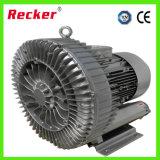 Aluminiumhochdruck7HP luftpumpe-Seiten-Kanal-Gebläse