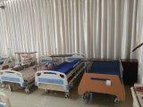 Fonction de Cerficate 3 de FDA d'OIN de la CE d'équipement médical pliant le bâti d'hôpital électrique de soins à la maison
