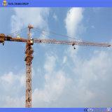 中国のセリウムISO SGS 3-25ton油圧構築の建物のTopkitのタワークレーン