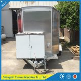 Ys-Fw400A 알루미늄 음식 트레일러 음식 트럭 트레일러