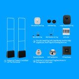 スーパーマーケットの小売店EASの反盗難システムのための絶妙なアクリルRF EASシステムアンテナクラフト8.2MHz 6.7MHzの任意選択安全設備RFの二重アンテナ