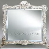 Farbiger silberner Spiegel, der Glas-, für dekorativen Spiegel/Spiegel gekleidet worden sein würden