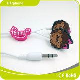 China-Fabrik-Karikatur kundenspezifischer Kopfhörer