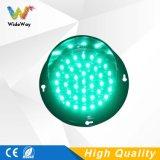 주문을 받아서 만들어진 4 인치 녹색 LED Taffic 모듈 신호등
