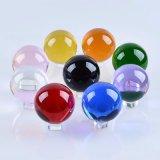 K9 decorativos hermosa bola de cristal siete bola de cristal de color personalizado