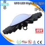 100W UFO Highbay Pendentif industrielle de lumière à LED pour l'Entrepôt/atelier