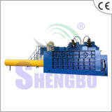 Hydraulic Automatic Waste Metal Recycling Push-out Baling Machine