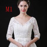 Болеро шали обруча куртки оптового шнурка Bridal для вспомогательного оборудования венчания