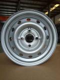 4jx13 4X100 Tubeless Trailer Steel Wheel