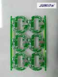 PWB frente e verso livre do Pb verde da máscara da solda com UL