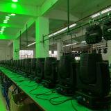 DJ DMX Etapa moviendo la cabeza de la luz LED 200W