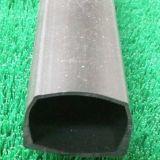 Bonne élasticité tuyau silicone haute résistance