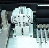 Máquina de escritorio de la selección y del lugar con el sistema visual