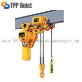 Double élévateur électrique à chaînes de bloc à chaînes de Hsy