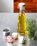Petróleo natural puro del ajo del 100% extraído por Distillation para los sabores del alimento