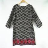 نساء [أوب] يحاك ثوب 3/4 كم