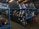 Encaixe de tubulação igual do aço inoxidável do T do ANSI SS304 SS316 Dn100 Sch10s do fabricante