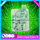 Prototype de la qualité de la FPC de cuivre souple de BPC interrupteur de la carte de circuit imprimé