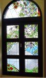 فن زخرفة [ستين غلسّ] لوح نافذة