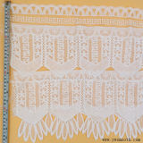 装飾的なレーステープ綿織物の衣服のアクセサリを編む方法アイレット